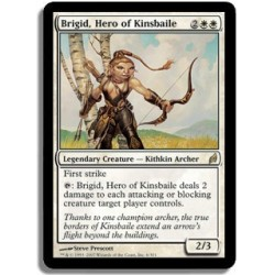 Blanche - Brigid, héroïne de Kinsbayel (R)