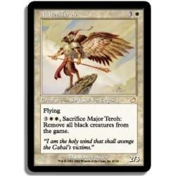 Blanche - Major Téroh FOIL (R)
