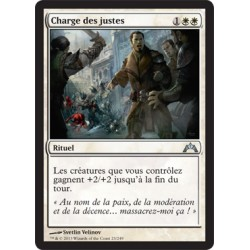 Blanche - Charge des justes (U) [GTC]