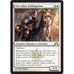 Blanche - Chevalier d'obligation (U) [GTC]