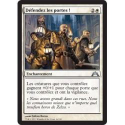Blanche - Défendez les portes ! (U) [GTC] FOIL