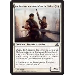 Blanche - Gardiens des portes de la tour de Phébus