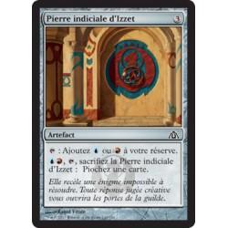 Artefact - Pierre indiciale d'Izzet (C) FOIL [DGM]