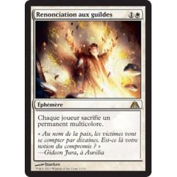 Blanche - Renonciation aux guildes (R) FOIL [DGM]