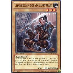 Chambellan Des Six Samouraïs (C) [YS13]