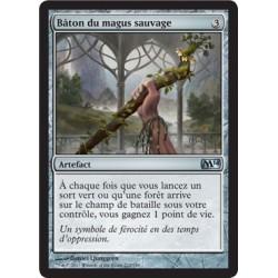 Artefact - Bâton du magus sauvage (U) [M14]