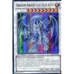 Dragon Argent aux Yeux Azur (UR) [SDBE]