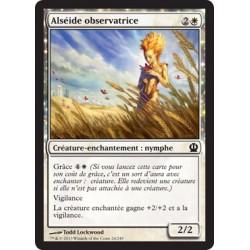 Blanche - Alséide observatrice (C) [THS]