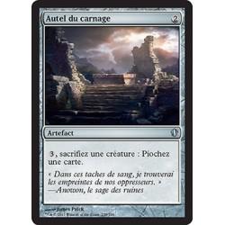 Artefact - Autel du carnage (U) [CMD13]