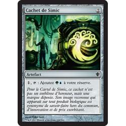 Artefact - Cachet de Simic (C) [CMD13]