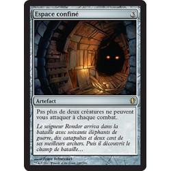 Artefact - Espace confiné (R) [CMD13]