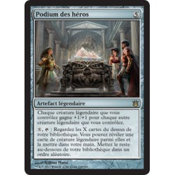 Artefact - Podium des héros (R) [BNG]