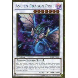 Ancien Dragon Pixie (STR GOLD) [PGLD]