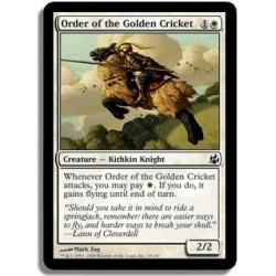 Blanche - Ordre du Criquet d'Or (C)