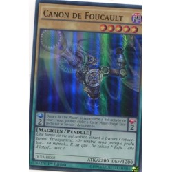 Canon de Foucault (SR) [DUEA]