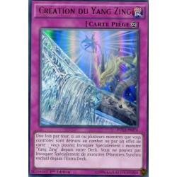 Création du Yang Zing (UR) [DUEA]