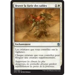Blanche - Braver la furie des sables (U) [KTK]