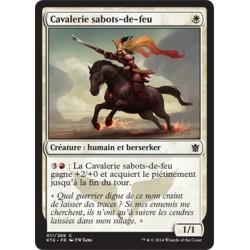 Blanche - Cavalerie sabots-de-feu (C) [KTK]