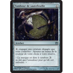 Artefact - Tambour de sautefeuille (U) [BNG] FOIL