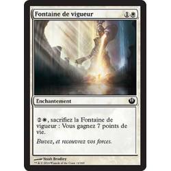 Blanche - Fontaine de vigueur (C) [JOU] FOIL