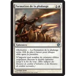 Blanche - Formation de la phalange (U) [JOU] FOIL