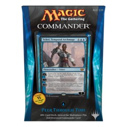 Deck Commander 2014 - Bleu VO : Peer Through Time
