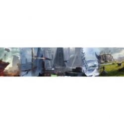 Shaan Renaissance - Ecran
