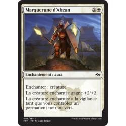 Blanche - Marquerune d'Abzan (C) (FOIL) [FRF]