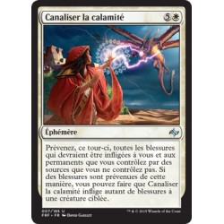 Blanche - Canaliser la calamité (U) (FOIL) [FRF]