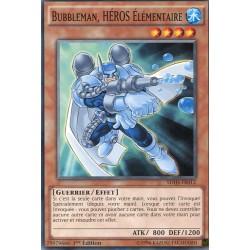 Bubbleman, HEROS Elémentaire (C) [SDHS]