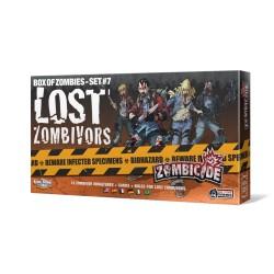 -  Zombicide - Lost Zombivors (A Venir)