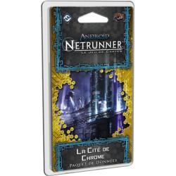 Android Netrunner - VF #4/3 La Cité de Chrome