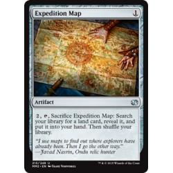 Artefact - Expedition Map (U) [MM2] FOIL