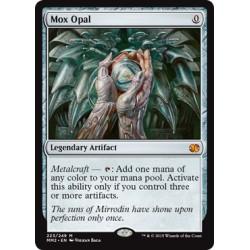 Artefact - Mox Opal (M) [MM2] FOIL