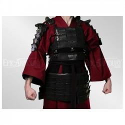 Armure Samouraï Noire