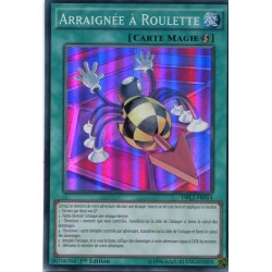 Arraignée à Roulette (SR) [DRL2]