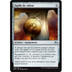 Artefact - Sigille de valeur (U) [ORI]