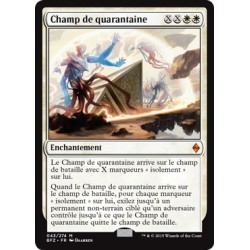 Blanche -  Champ de quarantaine (M) [BFZ]