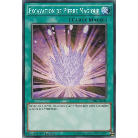 Excavation de Pierre Magique (C) [DPBC]