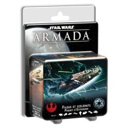 Star Wars - Armada - Home One - Croiseur MC80