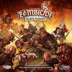 - Zombicide - Black Plague