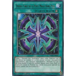 Double Force De La Perte Magie-rang-plus (R) [WIRA]