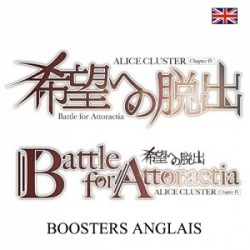 Battle for Attoractia (36 Boosters VO) Force of Will (10/06/2016)
