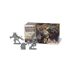 Black Plague Zombie Boss Abomination Pack - Zombicide