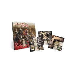 Black Plague Extra - Tiles Set - Zombicide