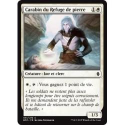 Blanche - Carabin du Refuge de pierre (C) [BFZ] FOIL