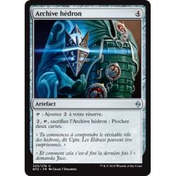 Artefact - Archive hèdron (U) [BFZ] FOIL
