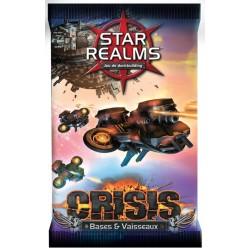 Star Realms Crisis Booster Bases et vaisseaux