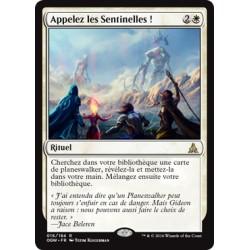 Blanche - Appelez les Sentinelles ! (R) [OGW] FOIL