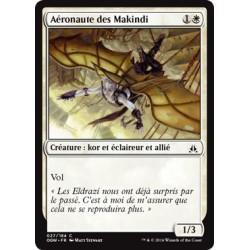 Blanche - Aéronaute des Makindi (C) [OGW] FOIL